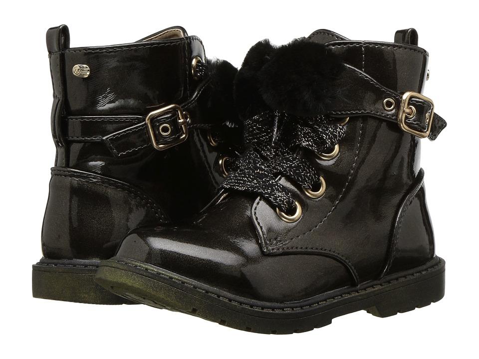 Naturino Express Mona (Toddler/Little Kid) (Black) Girls Shoes
