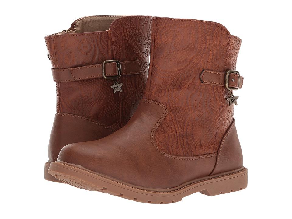 Naturino Express Patrizia (Toddler/Little Kid) (Cognac) Girls Shoes