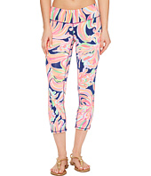 Lilly Pulitzer - UPF 50+ Luxletic Weekender Cropped Pant