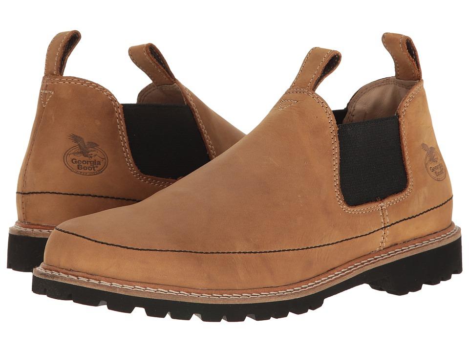 Georgia Boot - Small Batch Romeo (Brown) Mens Work Boots