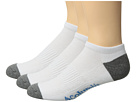 Columbia 3-Pack No Show Athletic Socks