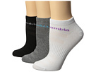 Columbia - Basic Flat Knit Socks No Show 3-Pack