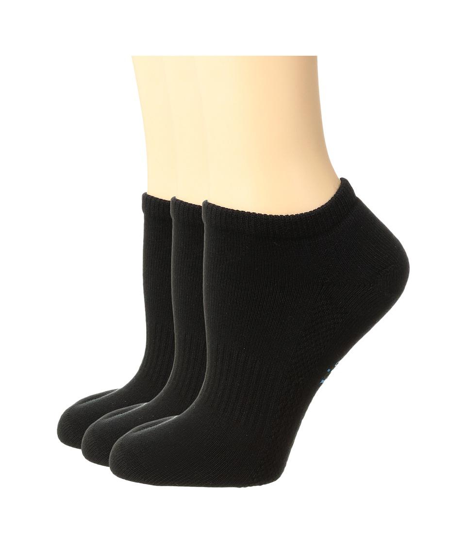 Columbia Half Cushion Side Mesh Athletic Socks No Show 3-...