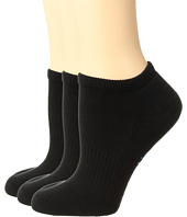 Columbia - Half Cushion Side Mesh Athletic Socks No Show 3-Pack