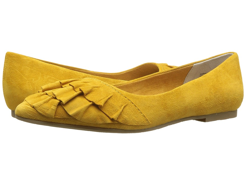 1950s Style Shoes Seychelles - Downstage Mustard Womens Shoes $100.00 AT vintagedancer.com