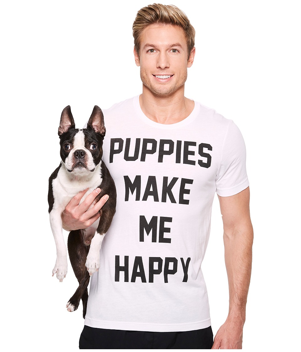 Puppies Make Me Happy - Title
