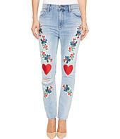 Lucky Brand - Bridgette Skinny Jeans in Garden Ridge