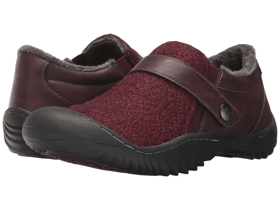 JBU - Blakely (Wine) Womens Shoes