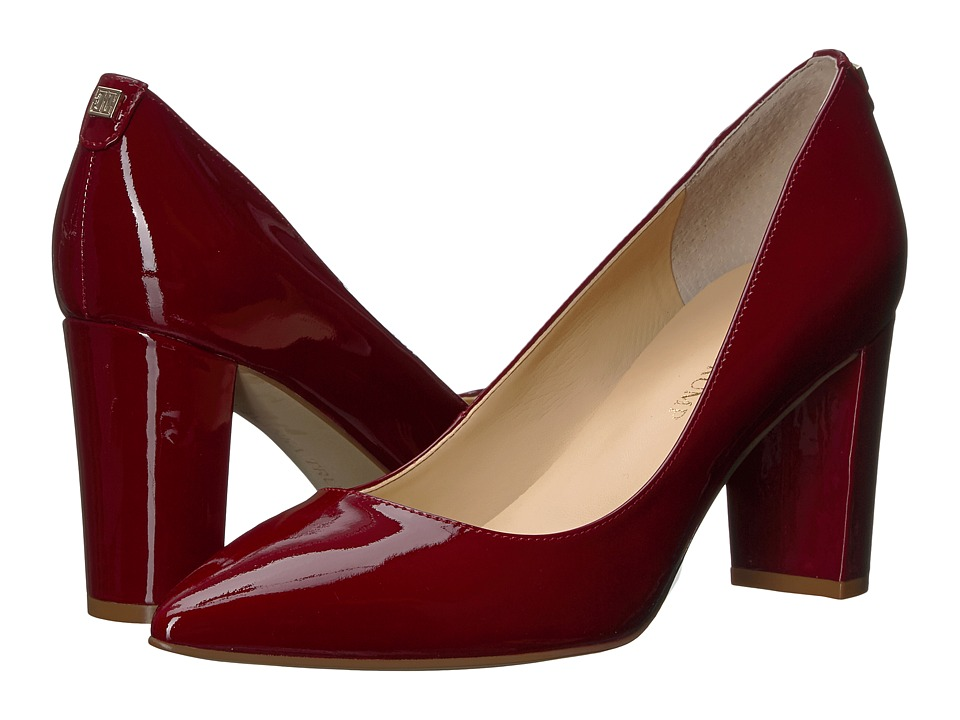 Ivanka Trump Lysa (Dark Red Patent Leather) Women