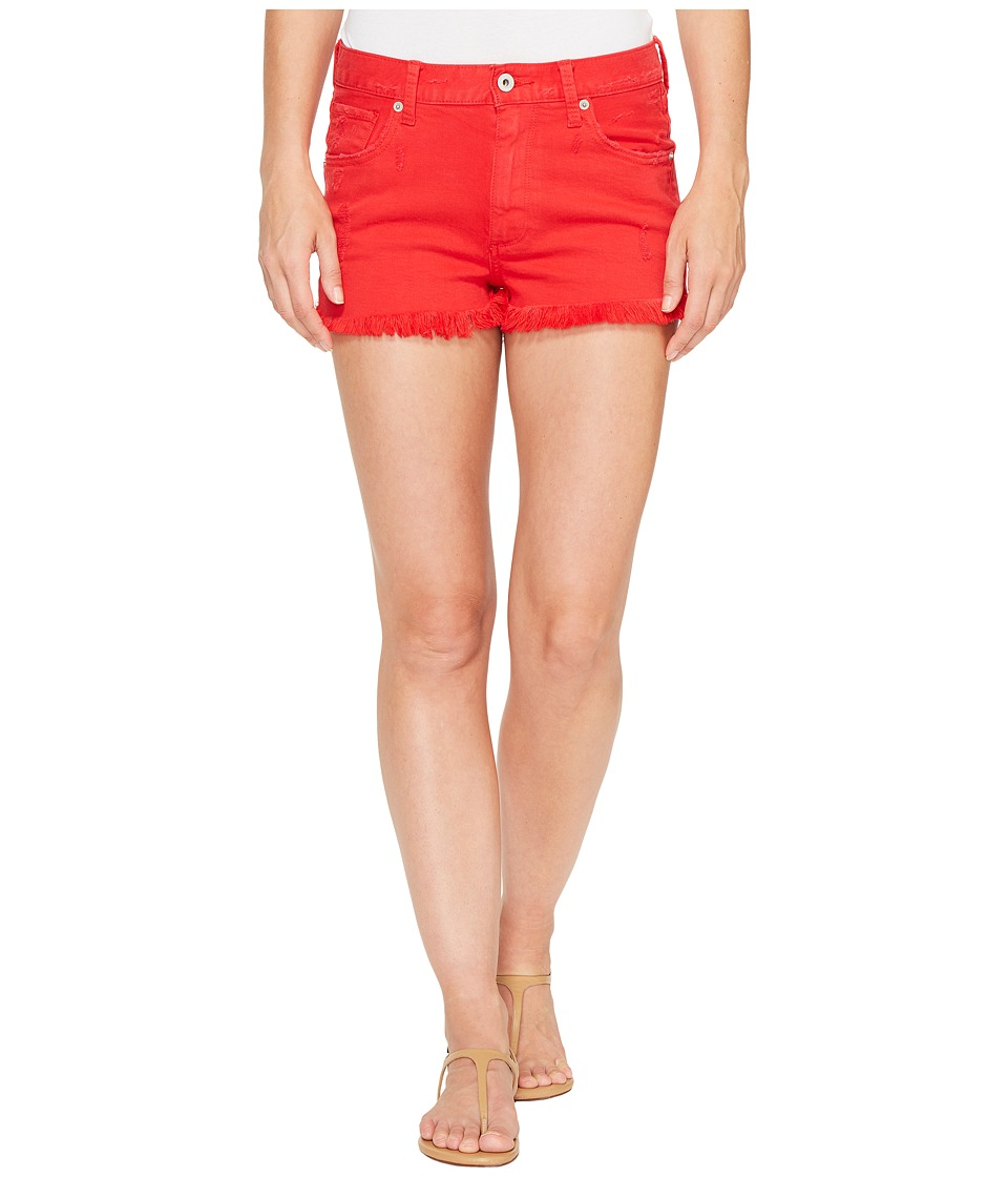 Lucky Brand - The High-Rise Shortie in Bedford (Bedford) Womens Shorts