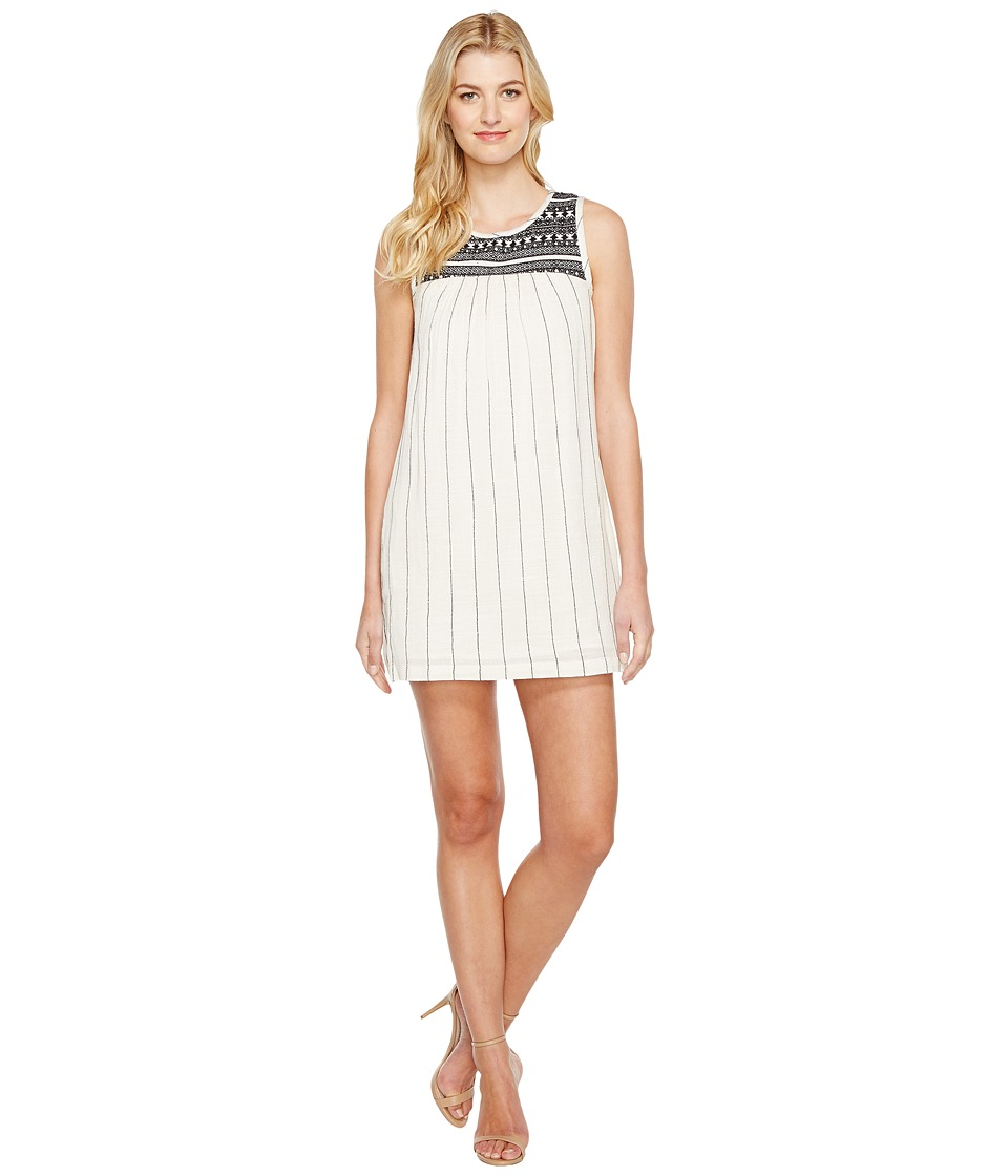 Lucky Brand Mila Dress (White Multi) Women