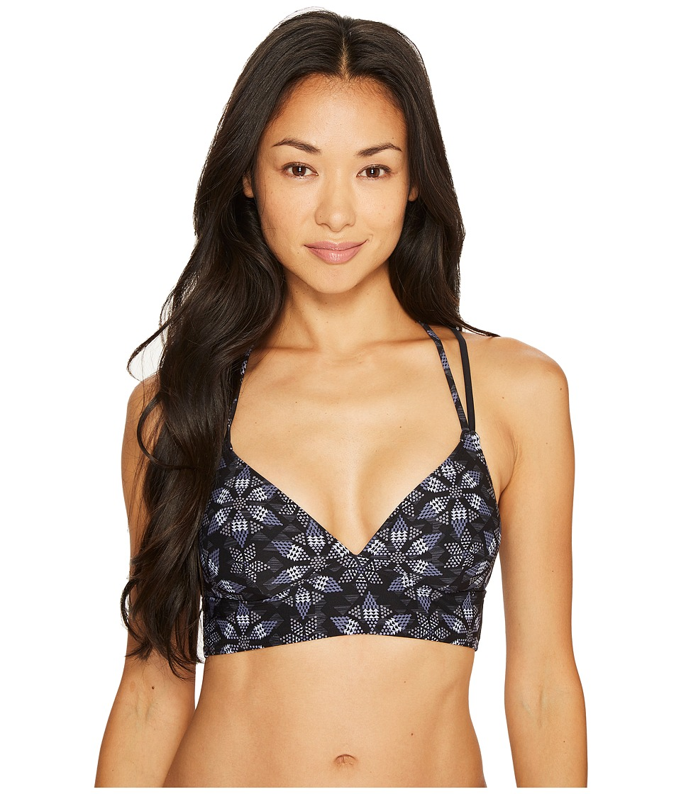 TYR Edessa Brooke Bralette (Black/Grey)