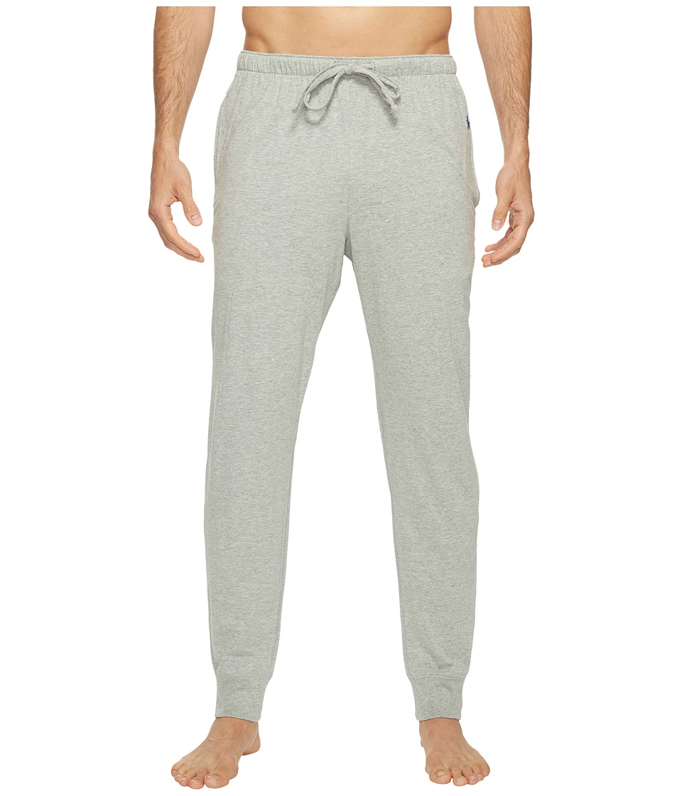 Ralph Lauren Relaxed Fit Jersey Jogger Pants (Andover Hea...