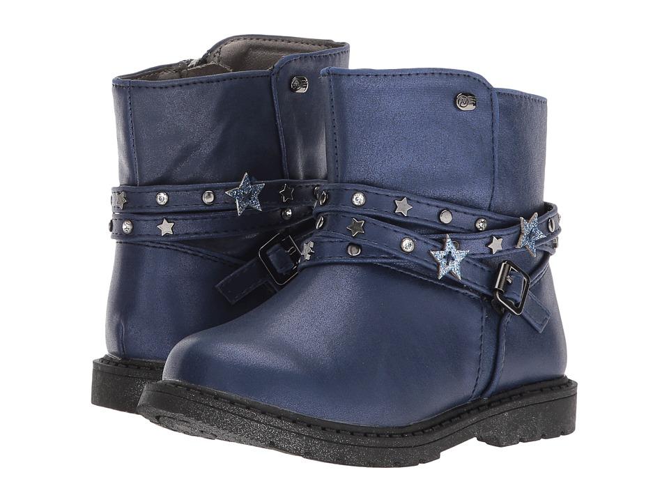 Naturino Express Bellisa (Toddler/Little Kid) (Navy) Girls Shoes