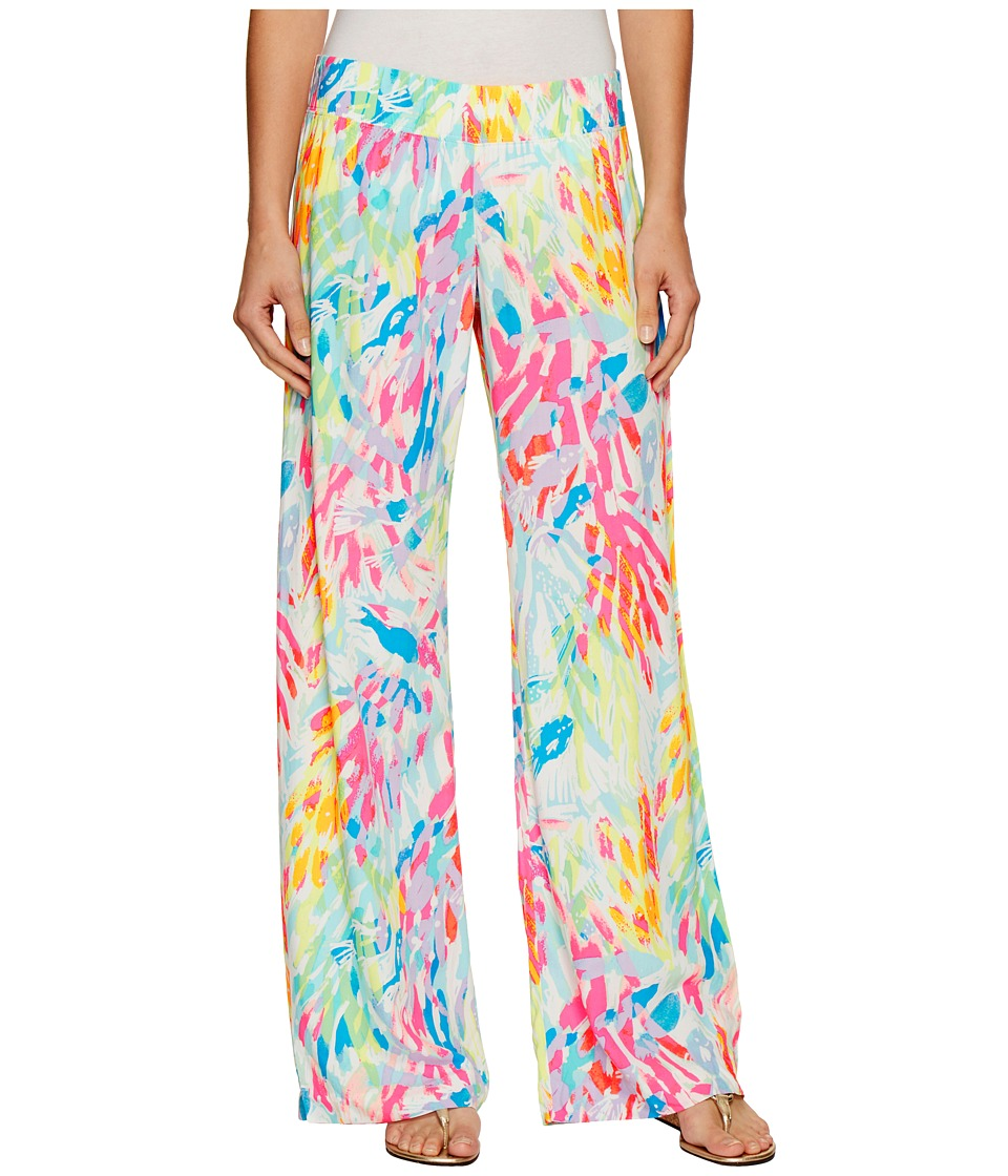 Lilly Pulitzer Bal Harbour Palazzo (Multi Sparkling Sands...