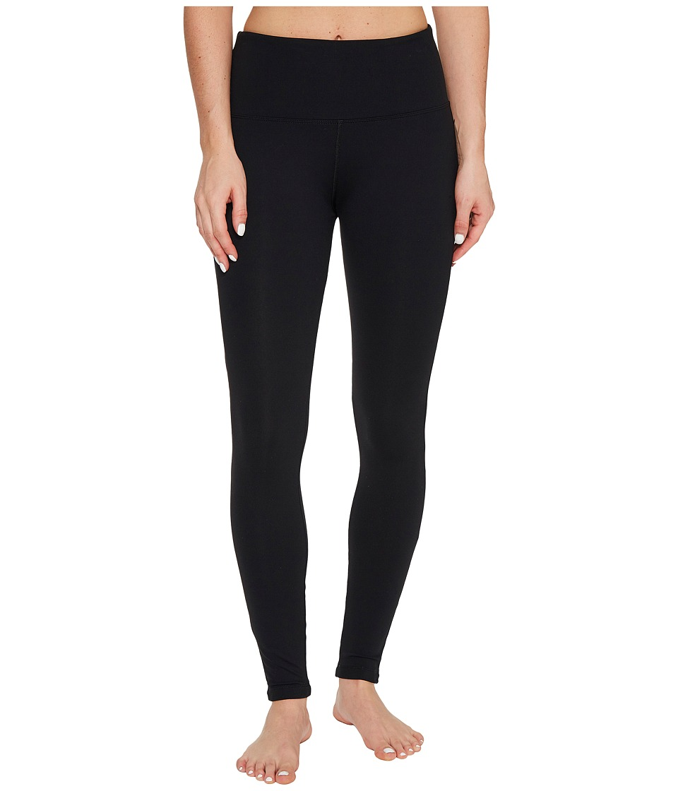 Lorna Jane - Activate Core F/L Tights (Black) Womens Casual Pants