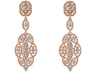 Nina Jules Glamorous Statement Swarovski Earrings