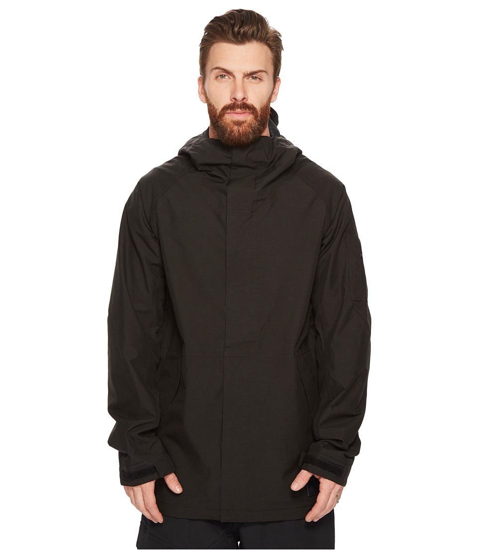 Burton Hilltop Jacket (True Black 1) Men's Coat