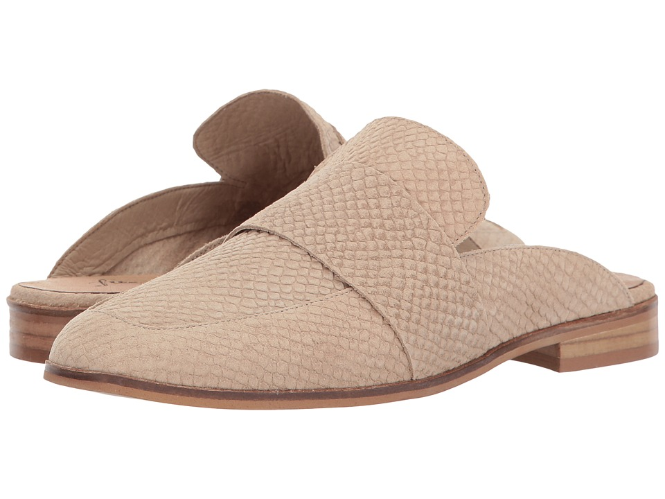 Free People At Ease Loafer (Beige) Slip-On Shoes