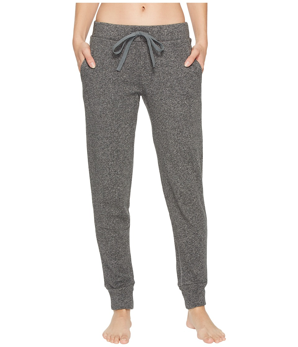 Ugg Clementine Terry Jogger Pants (Charcoal Heather) Wome...