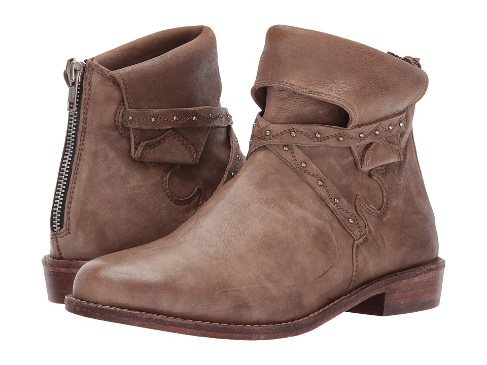Free People Alamosa Ankle Boot (Taupe) Women