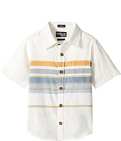 O'Neill Kids - Waters Short Sleeve Woven (Toddler/Little Kid)