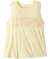 Spiritual Gangster Kids - SG Varsity Muscle Tank Top (Big Kids)