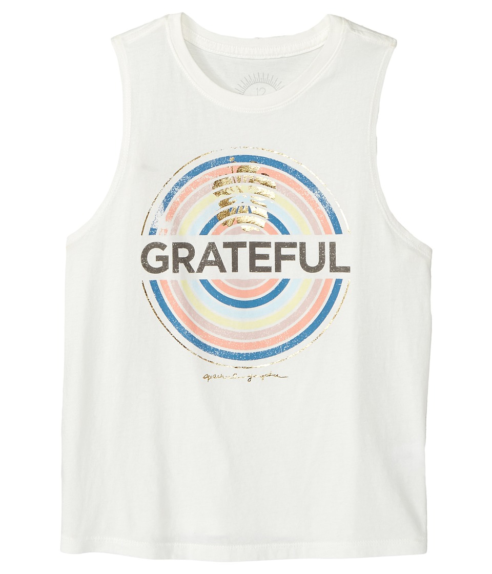 Spiritual Gangster Kids - Grateful Muscle Tank Top
