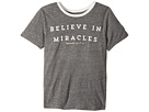 Believe In Miracles Tee (Big Kids)