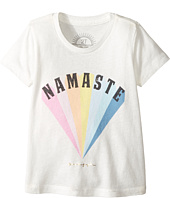 Spiritual Gangster Kids - Namaste Rainbow Tee (Toddler/Little Kids)