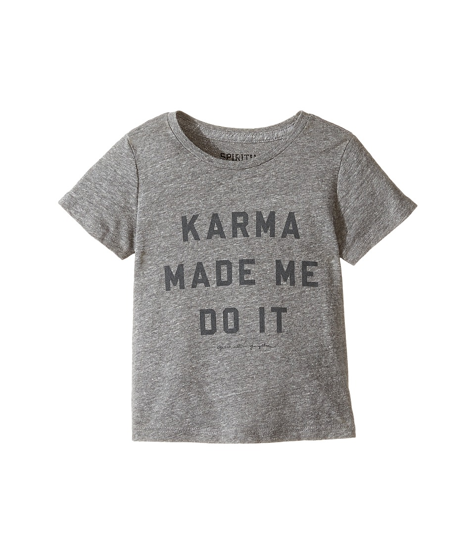Spiritual Gangster Kids - Karma Made Me Do It Tee