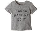 Spiritual Gangster Kids Karma Made Me Do It Tee (Toddler/Little Kids)