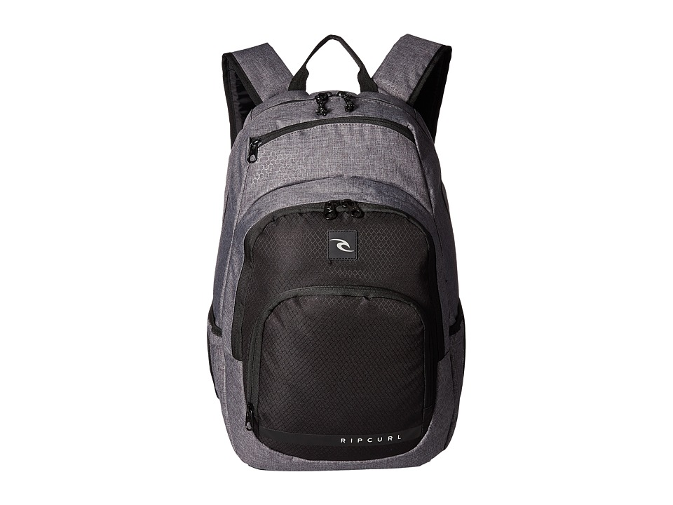 Rip Curl Overtime Backpack (Midnight) Backpack Bags