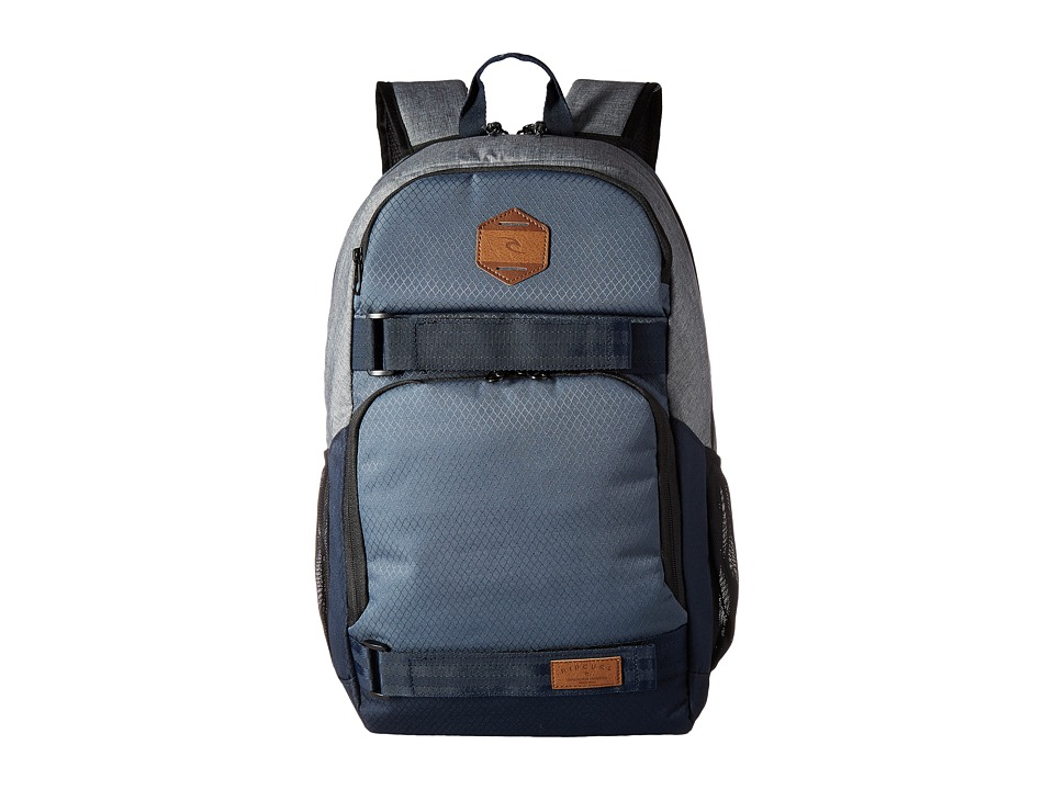 Rip Curl Fader Backpack (Stacka Navy) Backpack Bags