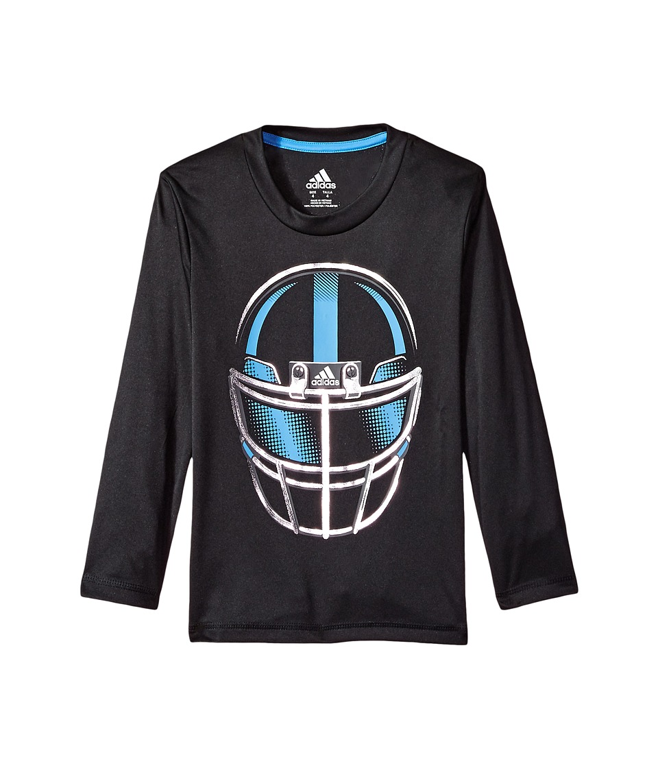 adidas Kids - Long Sleeve Defense Helmet Tee