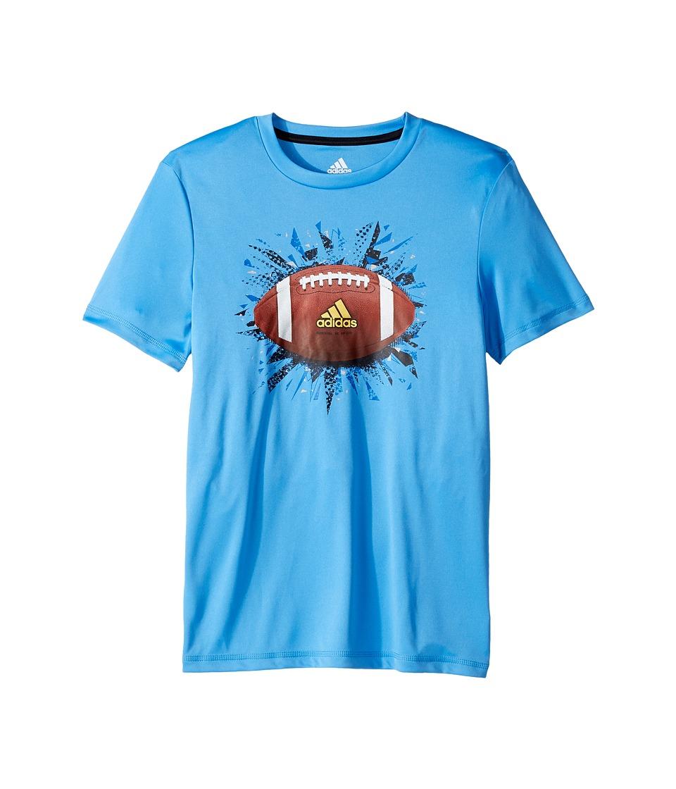 adidas Kids - Short Sleeve Digi Sports Ball Tee