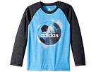 adidas Kids adidas Kids - Logo Sport Ball Tee (Toddler/Little Kids)