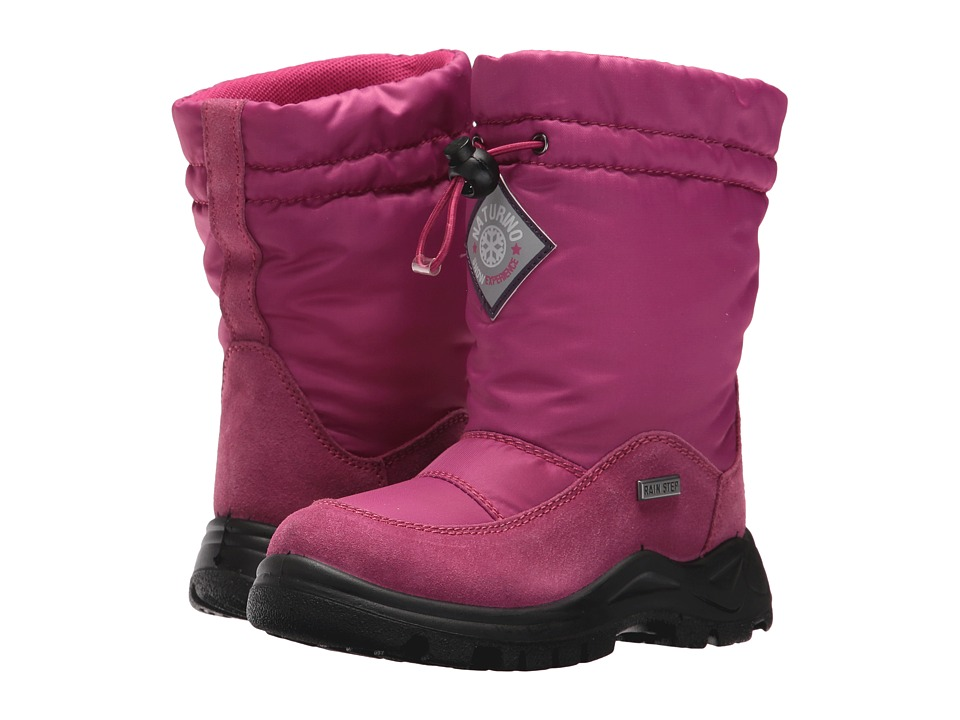 Naturino Varna AW17 (Toddler/Little Kid) (Pink) Girl's Shoes