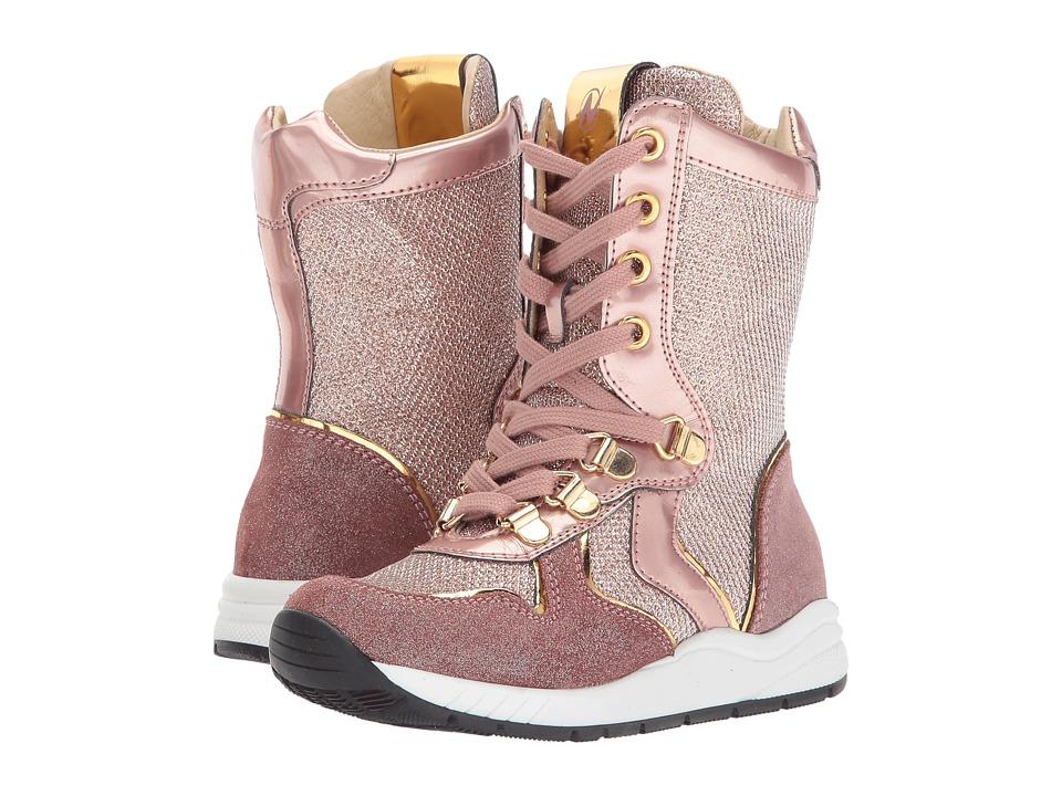 Naturino 5051 AW17 (Little Kid/Big Kid) (Pink) Girl's Shoes