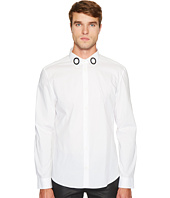 Versace Collection - Grommet Collar Button Down