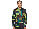 Versace Collection Geometric Print Button Down
