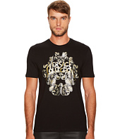 Versace Collection - Rock N' Roll Logo Tee