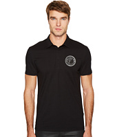Versace Collection - Logo Applique Polo