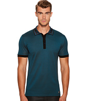 Versace Collection - Baroque Collar Polo