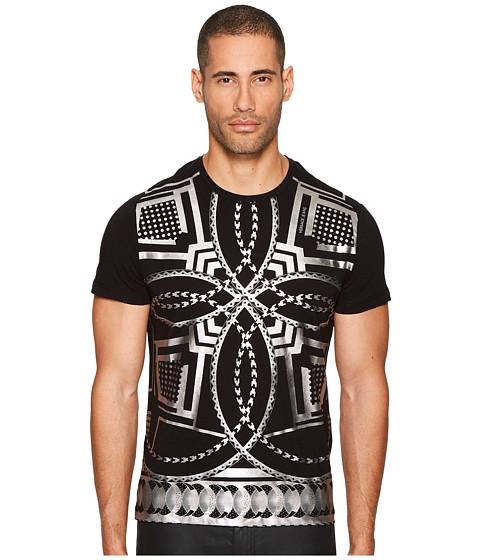 Versace Jeans Metallic Kaleidoscope T-Shirt