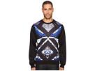 Versace Jeans Geometric Print Neoprene Sweatshirt
