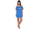 Brigitte Bailey - Micheala Off the Shoulder Embroidered Dress