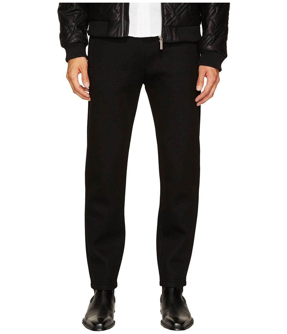 Versace Jeans - Basic Sweatpants (Black) Men's Casual Pants
