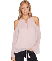 Brigitte Bailey - Izabelle Silky Cold Shoulder Top