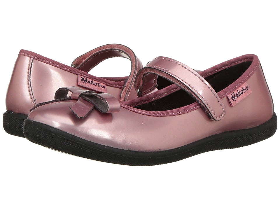 Naturino - 8076 AW17 (Toddler/Little Kid/Big Kid) (Pink) Girls Shoes